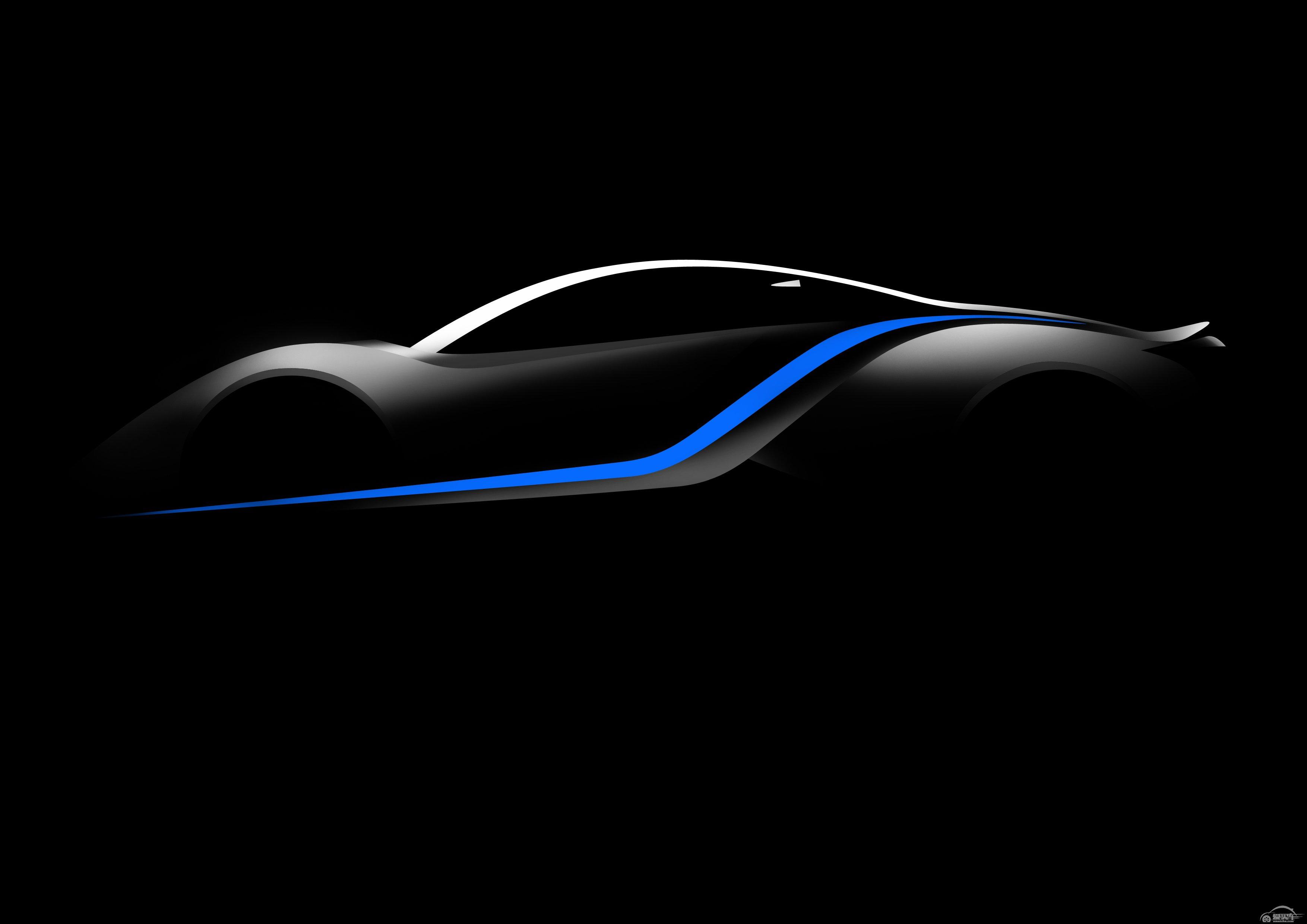 考虑到未来新能源汽车轻量化车身的趋势,超级跑车车身等关键部件采用